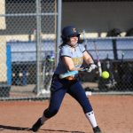 JV Softball Action Shots