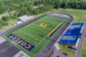 Stadium Turf Project Completed