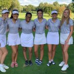Girls Golf Team Finishes in 2nd Place at Suburban League Tournament