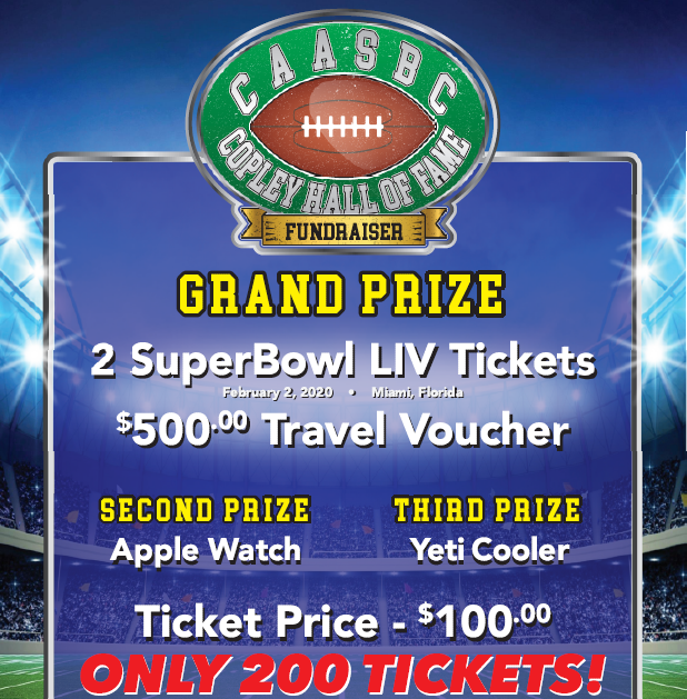 Win Two Tickets to Super Bowl LIV