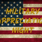 Military Appreciation Night Friday vs Highland