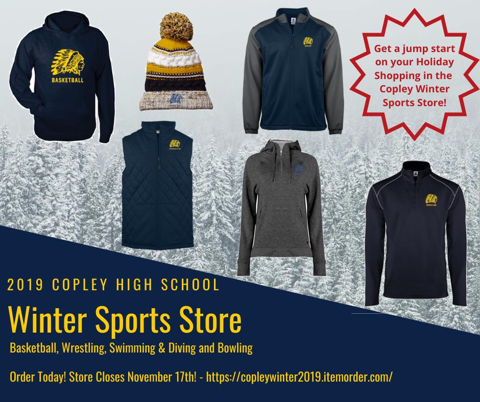 Winter Spirit Wear Sale!