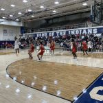 Copley Boys Varsity Basketball falls to Roosevelt 53 – 43