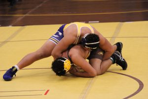 Wrestling Action Shots – Brush Invitational
