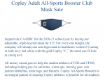 Copley Masks On Sale Now