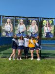 Girls Tennis Senior Day - 2020