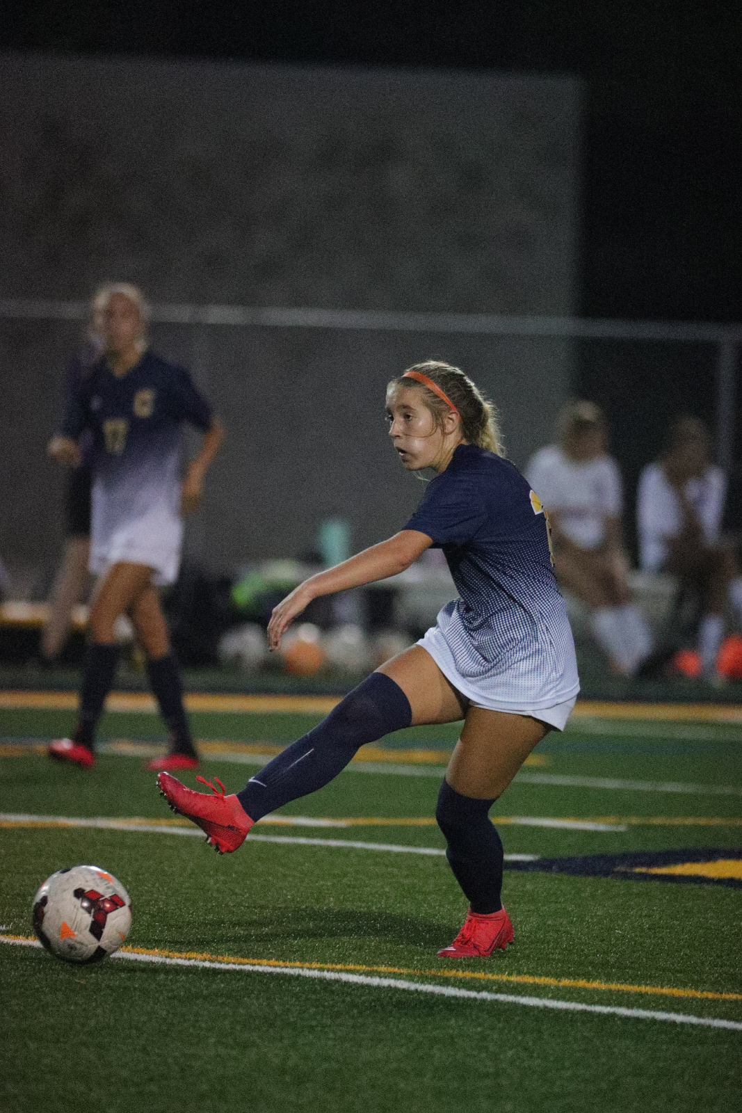 Girls Soccer Action Shots – 2020