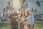 Football and Cheerleading Senior Night - 2020