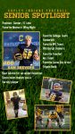 Football Senior Spotlight – Sam Seevers