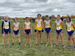 Boys Cross Country finishes 7th place at OHSAA District Championship Meet