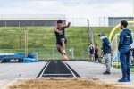 Boys Track & Field Open Suburban League with a Win over Roosevelt