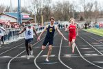 Boys Track & Field finishes 8th place at Poland Invitational