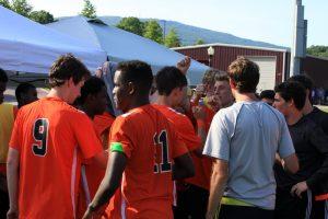 Boys Varsity Soccer – State Title Match