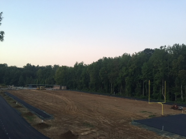 Fall Sports / Construction Update!!