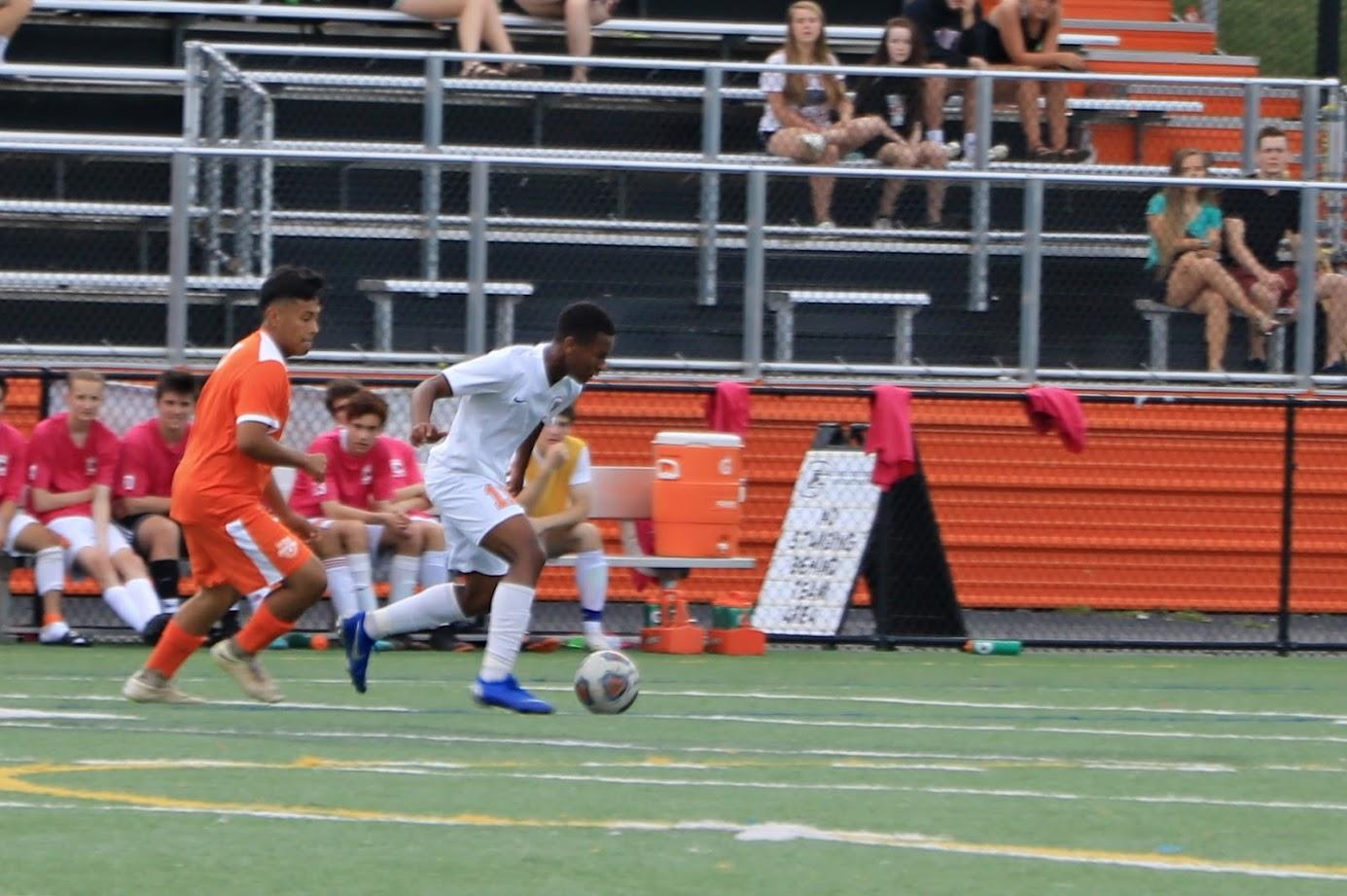 Said Osman To Play Soccer at Lynchburg!!
