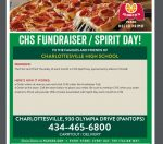 Thursday Oct. 1st Its a CHS Marcos Pizza Night!!