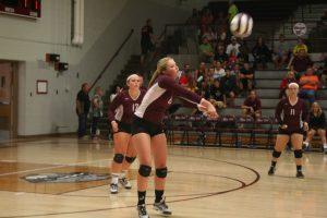 Volleyball vs Daleville