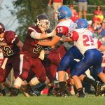 It Took Two Days, but the Warrior Football Team Defeats N. Decatur