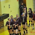 Warrior volleyball sweeps Cowan