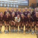 Volleyball Team Dominant in Noblesville