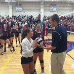 Warrior Volleyball Brings Home Regional Championship