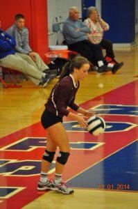Volleyball Semi-State