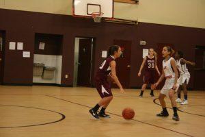 Varsity Girls BB vs Fall Creek