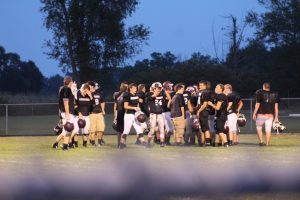 2015 Football Scrimmage
