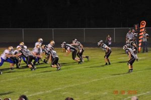 Varsity FB vs Cambridge City Cont.