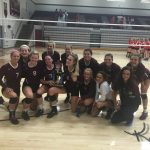 Warrior VB Team Wins Kay Saunders Classic