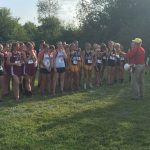 Cross Country Team Competes in County Meet
