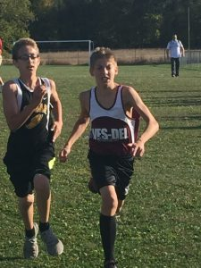 Middle School County Cross Country