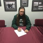 Sutton Signs with Eastern Michigan