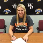 Emily Hale Signs to Play Volleyball Team for Anderson University