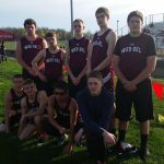Wes-Del High School Boys Varsity Track finishes 1st place