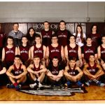 Wes-Del High School Boys Varsity Track finishes 10th place