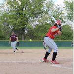Wes-Del Athletics Spring Senior Spotlight:  Kyann Newsome