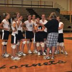 Middle School Volleyball Teams Add Four More Wins