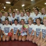 Hornets Make History, Advance to Cheer Regionals