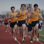 """Golden Triangle"" Meet Results"