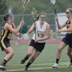 Girls Lax moves on in MHSAA Play!