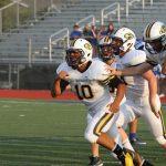 Varsity Football Earns Week 1 Victory