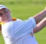 Emily White gets a Hole-in-One at the Brighton Invite