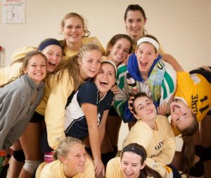 Varsity Volleyball 2012