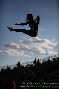 Saline Varsity Cheerleading