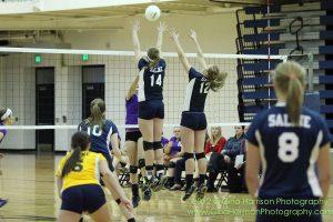 Varsity Volleyball VS Pioneer
