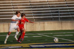 Saline Boys JV Soccer beat Monroe 8-0 (duplicate)