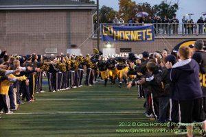 Varsity Football VS Ann Arbor Huron
