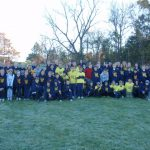Saline Middle School Cross Country has a Big Weekend