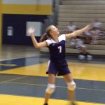 Middle School Volleyball Update